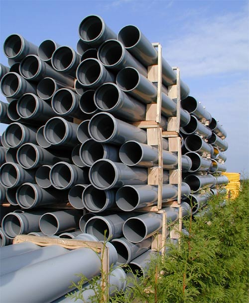 Heinrich Canalisation - pipes, water supply, drainage, road and